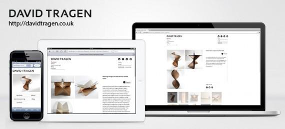 David Tragen Website